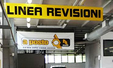 Prenotazione Centro Revisioni